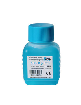 GHL PL-CalipH9 Kalibrierlösung pH 9, 50ml