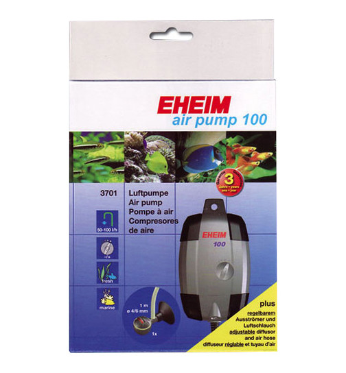 Eheim Luftpumpe 3701 air pump 100