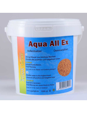 Aqualight Aqua All Ex Vollentsalzerharz 1000ml