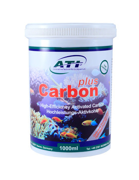 ATI Carbon plus - Hochleistungs-Aktivkohle 1000ml
